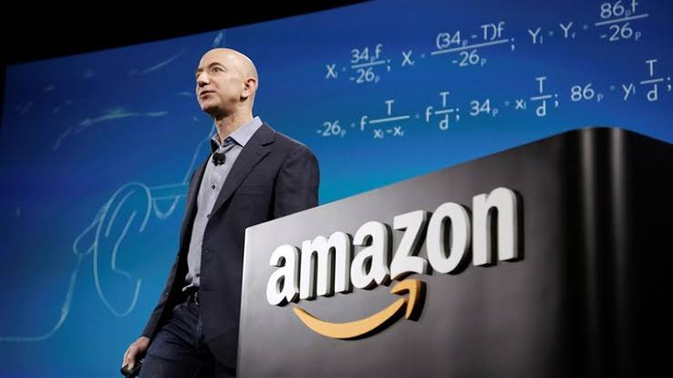 Jeff Bezos to step down as Amazon CEO after 26 years at the helm