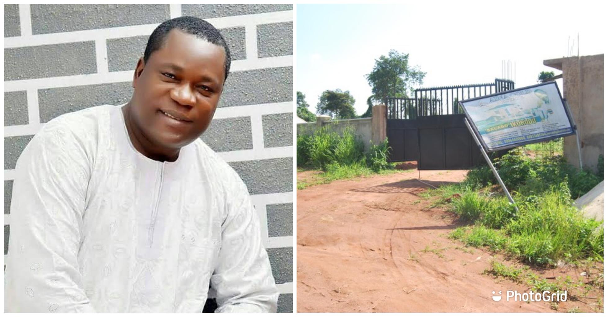 Land dispute at Aina Gold Estate, Salabo, Ikorodu Lagos State